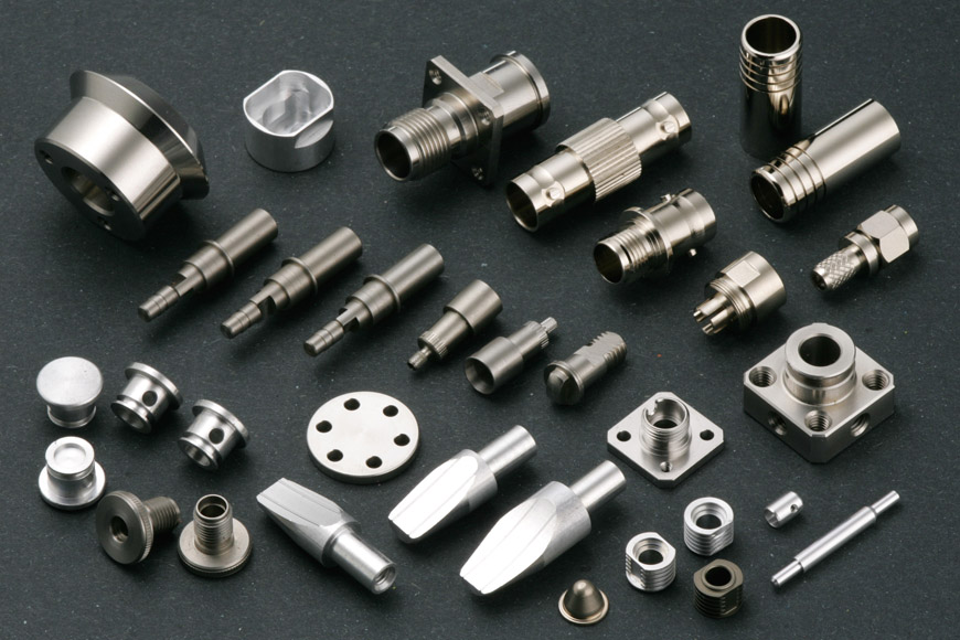 CNC Turning Outsourcing Services Products Show from JAW-DROPPER 07